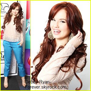 Photo shoot Debby Ryan