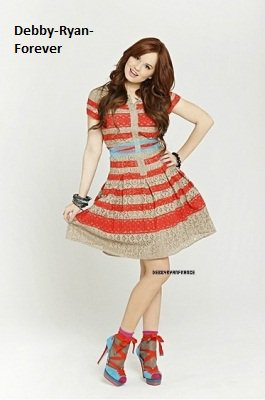 Debby Ryan: Photo Shoot pour Rena Durham 2012