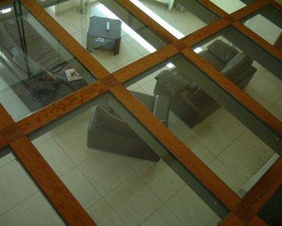 mezzanine en verre afdesign personnalisation. Black Bedroom Furniture Sets. Home Design Ideas